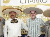 "Listo Campeonato Nacional Charro Dorado"""