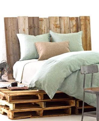 Cabeceros rusticos de cama paperblog - Cabeceros de madera rusticos ...