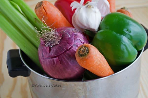 Consomé Vegetales