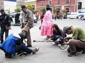 caminos Che. Fotografías rodaje Documental