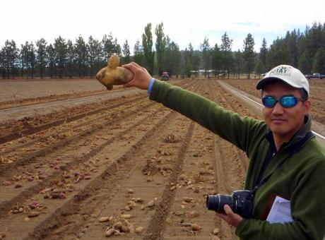 La cara soleada de Washington también es Agrobiotec