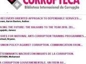 Biblioteca digital sobre corrupción