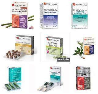 Laboratorio Forte Pharma y los complementos alimenticios a base de plantas
