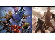 Steve McNiven sido consultor creativo Marvel Studios para Guardianes Galaxia