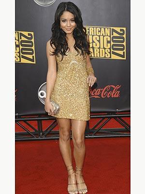 Tendencias de moda navidad 2012: Vestidos dorados