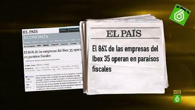 El Intermedio 13/11/2012