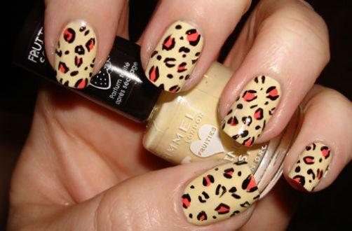 Fotos de diseños de uñas 2013