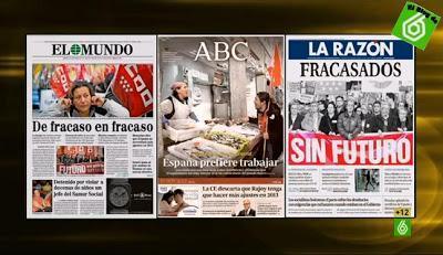 El Intermedio 15/11/2012