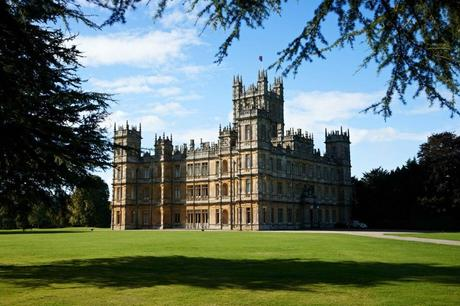 RALPH LAUREN AT HIGHCLERE CASTLE