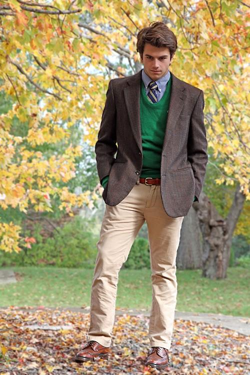 Preppy Style For Men Paperblog