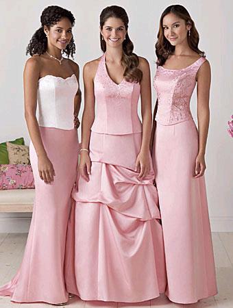 Fotos de vestidos para damas de honor