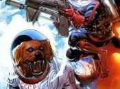 James Gunn insinúa Cosmo podría estar Guardianes Galaxia