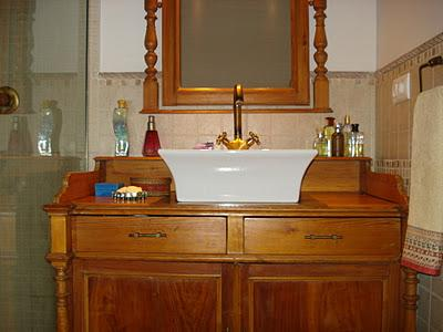 de tocador a mueble de lavabo