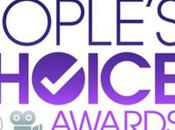 Peoples Choice Awards 2013: Lista completa nominados
