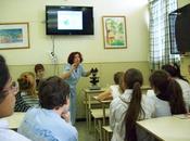 Compartiendo clase Gabriela