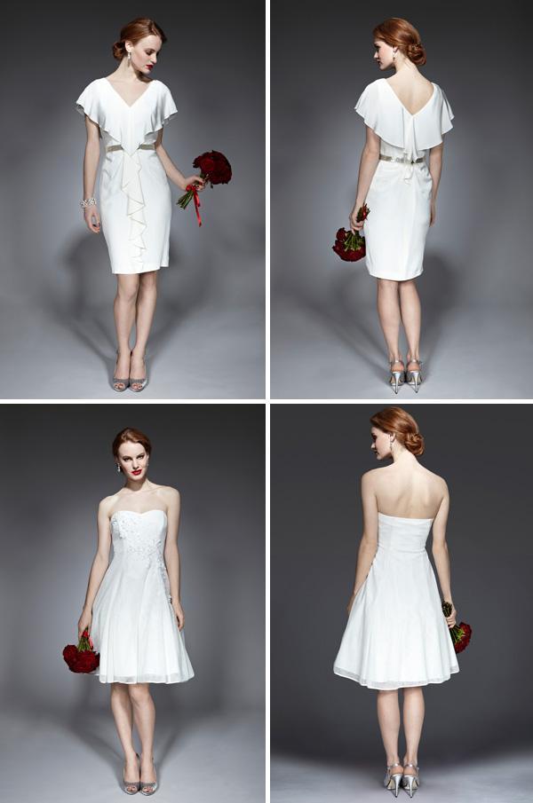 Fotos de vestidos de novia para boda civil paperblog - Fotos boda civil ...