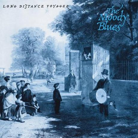 The Moody Blues-Long Distance Voyager
