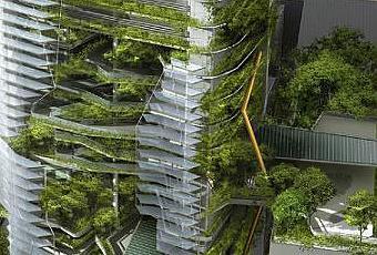 Rascacielos bioclim ticos paperblog - Humidificar el ambiente ...
