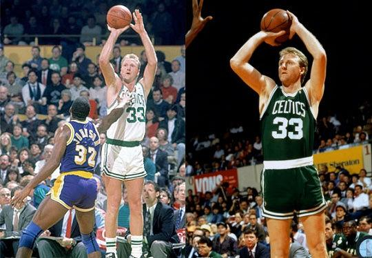Larry Legend Bird. El arma más poderosa de los Boston Celtics