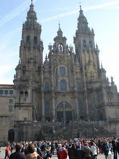 Santiago de Compostela, donde llegan todos los caminos