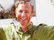 Carlos Delgado, consejero Turismo Balear, caza, testículos ciervo sobre cabeza