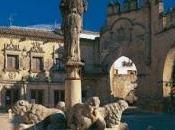 Plaza Pópulo Baeza (Jaén)