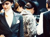 Donna karan fashion show pictures