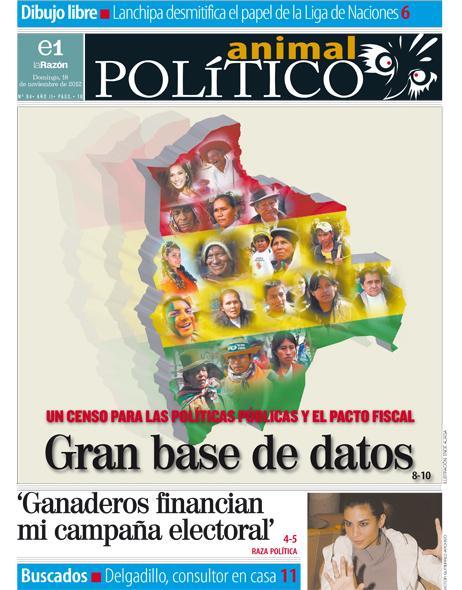Censo 2012 en Bolivia: la gran base de datos para los próximos diez años