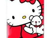 Fundas Hello Kitty para iPhone color rojo