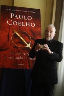 NUEVO LIBRO DE PAULO COELHO