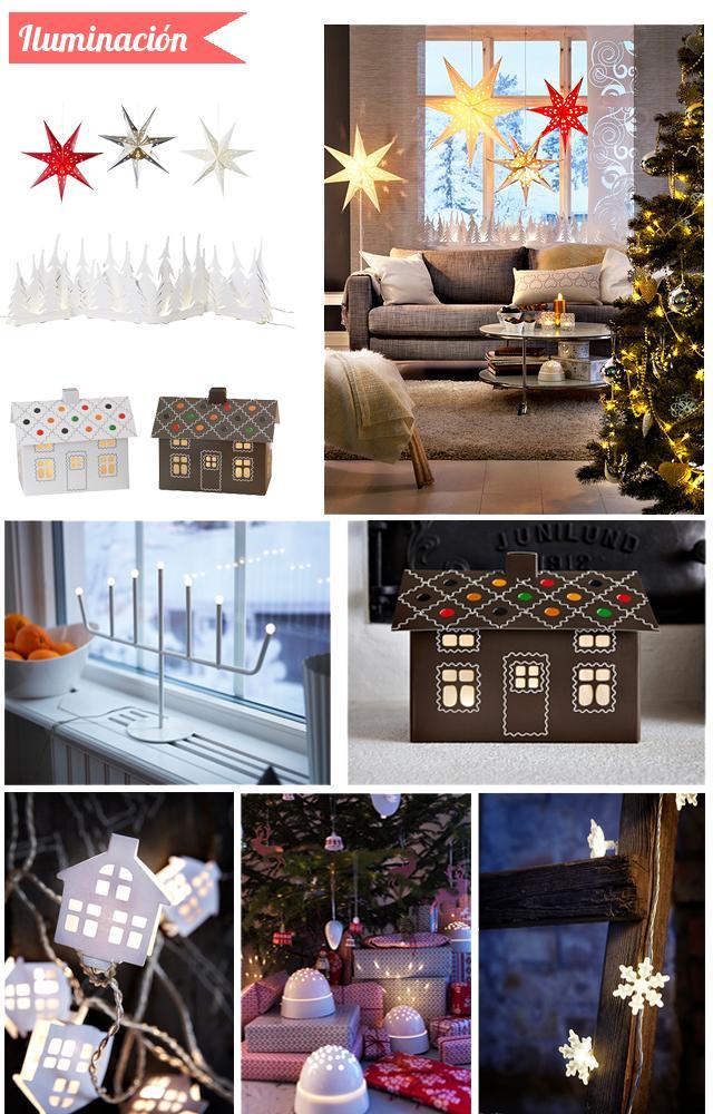 Ikea y la navidad decora tu casa paperblog - Decora tu casa juegos ...