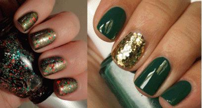 anigif thumb10 Diseño de uñas de las manos,apúntate a la manicura más navideña