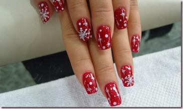 decoracion de unas para navidad thumb Diseño de uñas de las manos,apúntate a la manicura más navideña