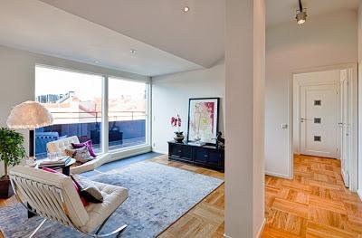 Apartamento moderno en estocolmo paperblog - Apartamentos en estocolmo ...