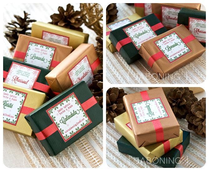 Ya llega la navidad tiempo de regalos paperblog for Detalles para navidad