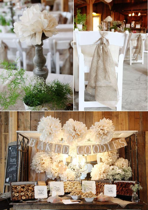 Wedding day inspiraci n boda r stica paperblog for Decoracion rustica para bodas
