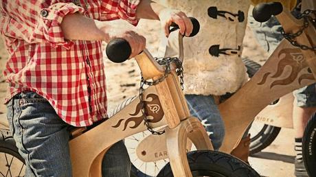 Early Rider, bicicletas de aprendizaje