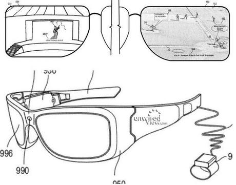 Microsoft tiene un proyecto similar, aunque no igual, a Google Glass