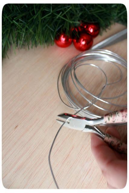 DIY Navidad – Adorno Vintage