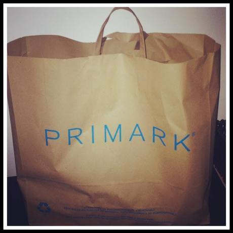 Compras en Primark – Noviembre