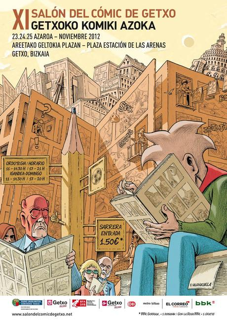 XI Salón del Comic de Getxo