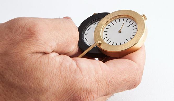 Friday's Gadget: The Modern Man's Pocket Watch