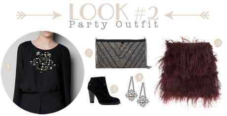 How to Wear Party Outfits