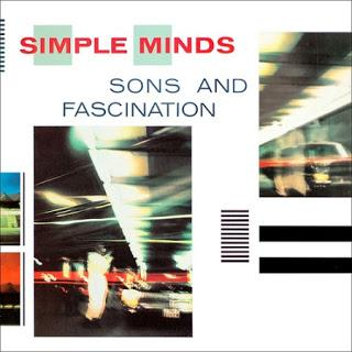 Simple Minds - Sons And Fascination (1981)