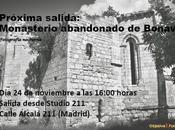 Próxima salida: Monasterio abandonado Bonaval