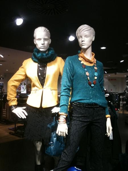 Inauguración de C&A; en el centro comercial Bilbondo