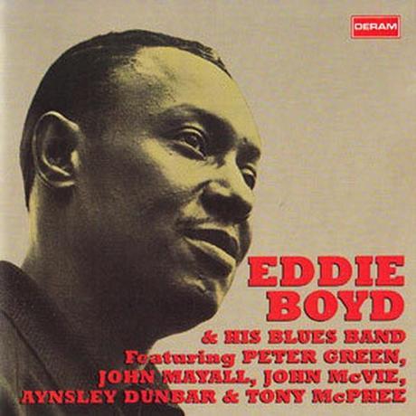 Eddie Boyd – Eddie Boyd & His Blues Band Feat. Peter Green