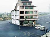 Insólita disputa propiedades china