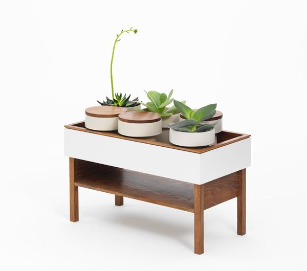 Muebles y macetas paperblog for Mueble para plantas exterior