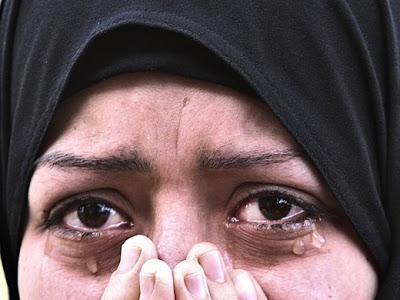 Franja de Gaza, una semana bajo las bombas israelitas.